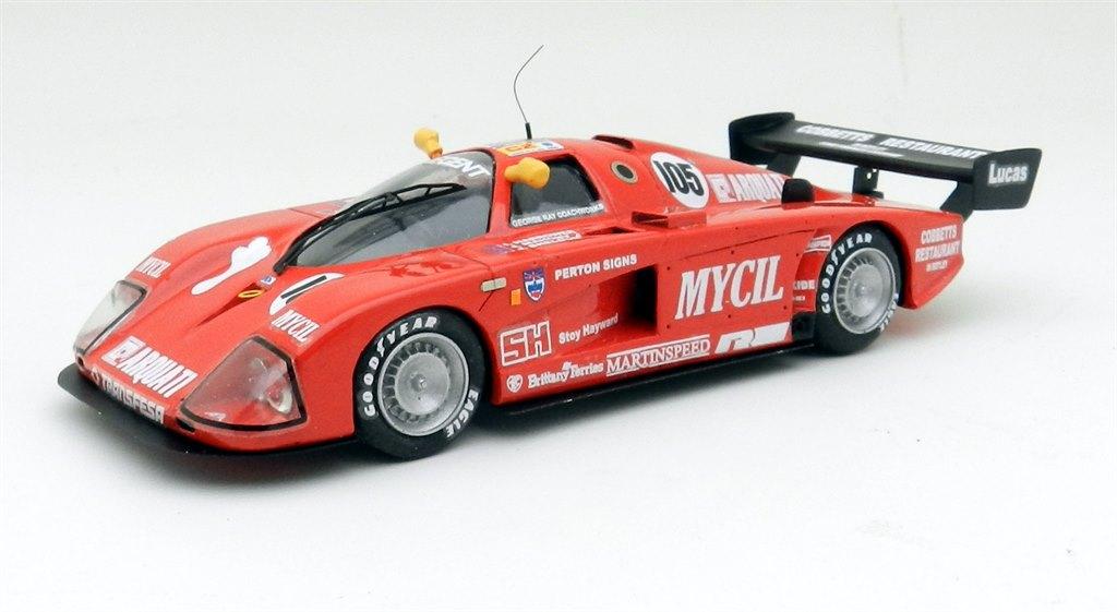 Ada C03 Le Mans 1990 105 Arquati By Gcam