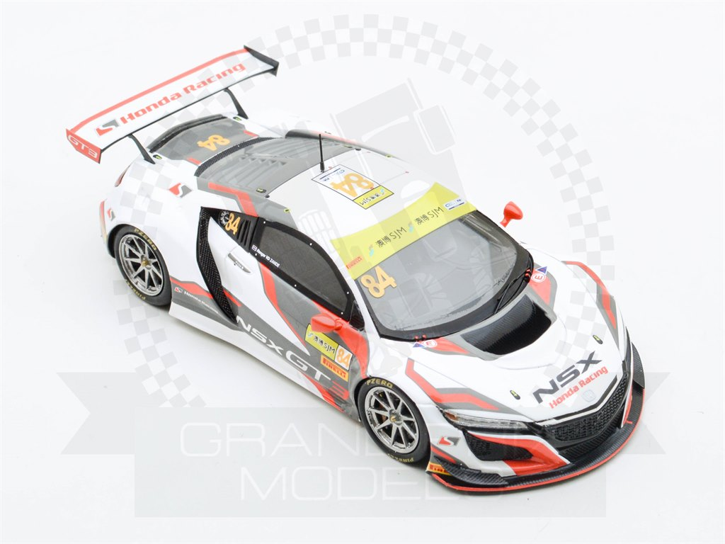honda nsx gt3 macau 2017 van der zande by spark. Black Bedroom Furniture Sets. Home Design Ideas