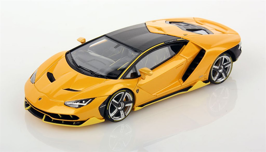 lamborghini centenario 2016 yellow by looksmart. Black Bedroom Furniture Sets. Home Design Ideas