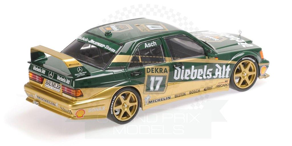 Mercedes-Benz 190E 2.5-16 Evo 2-DTM 1992-1559236 17 1//18 Minichamps
