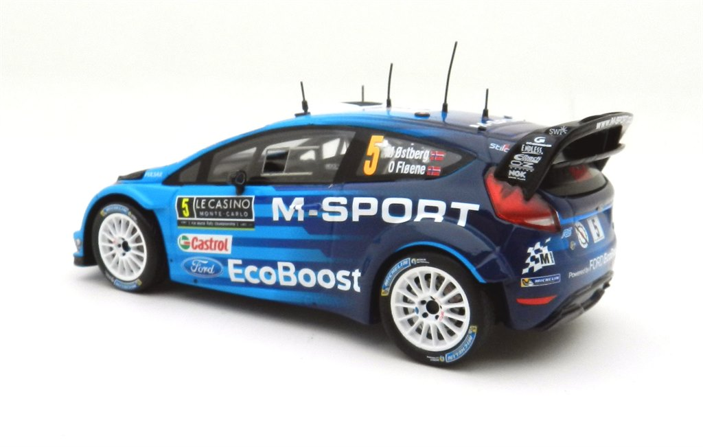 ford fiesta rs wrc 4th monte 2016 ostber by spark. Black Bedroom Furniture Sets. Home Design Ideas