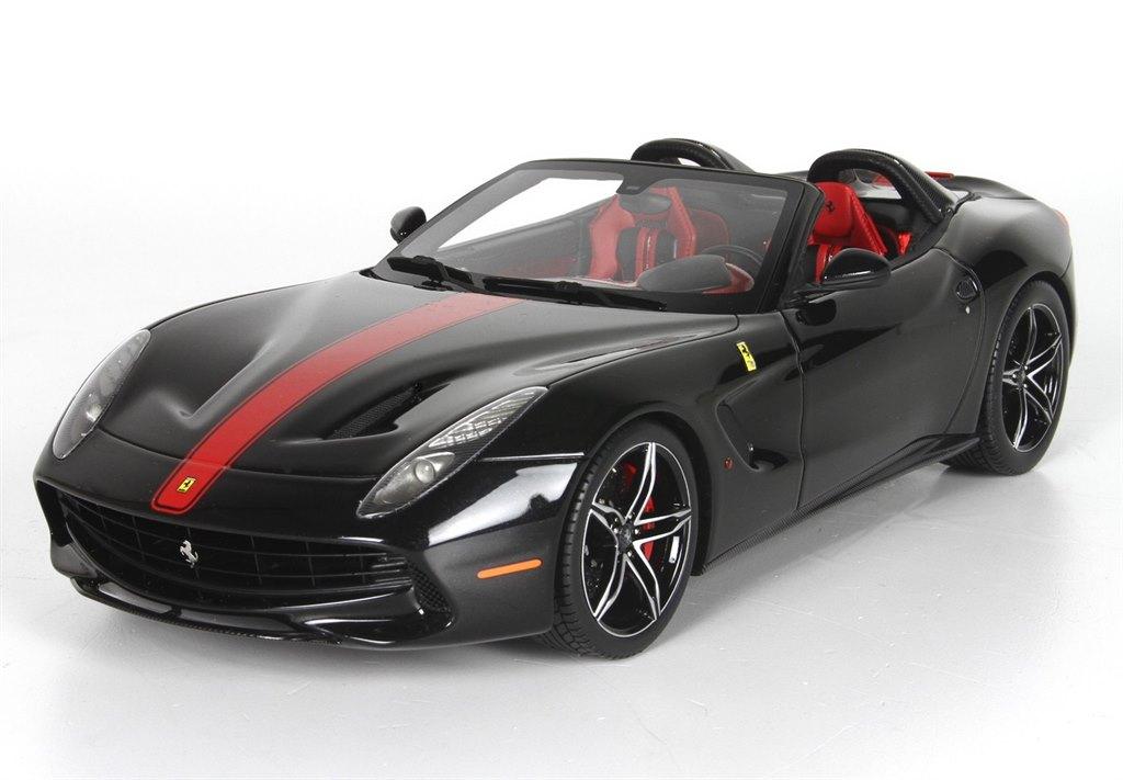 Ferrari F60 America 2015 Black 118 By Bbr