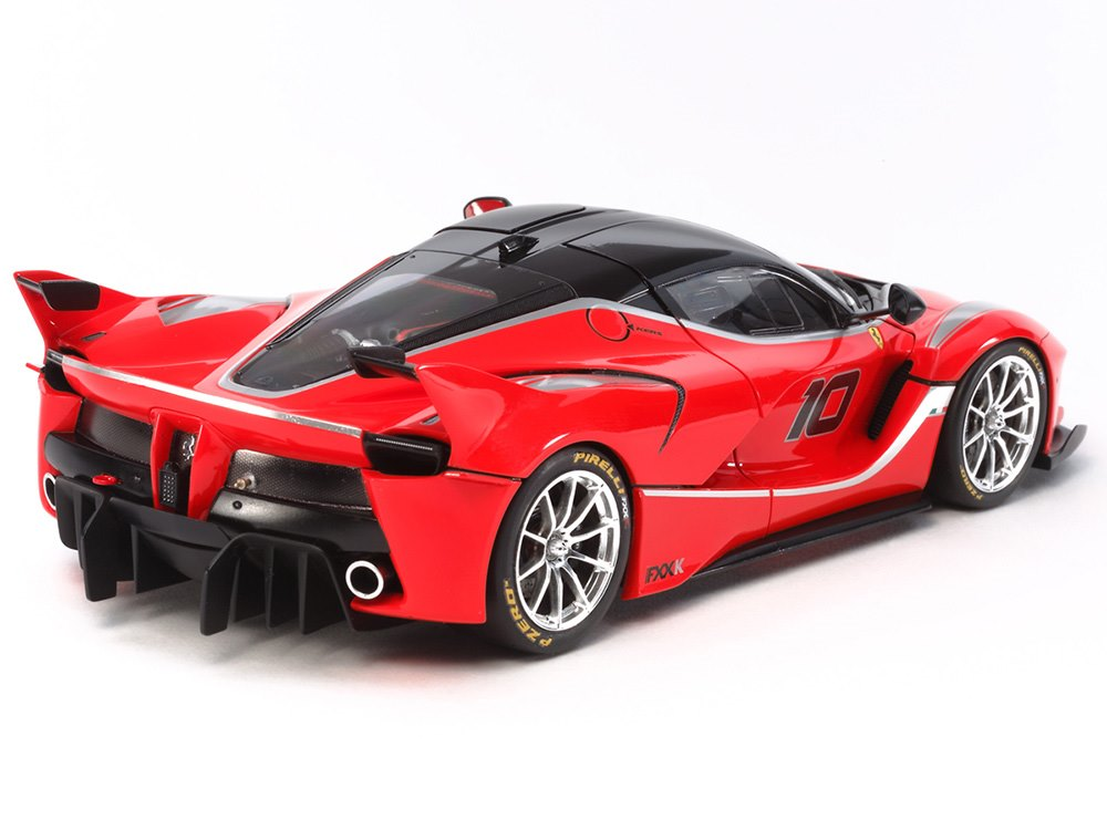 ferrari fxx k 2015 1 24 by tamiya. Black Bedroom Furniture Sets. Home Design Ideas