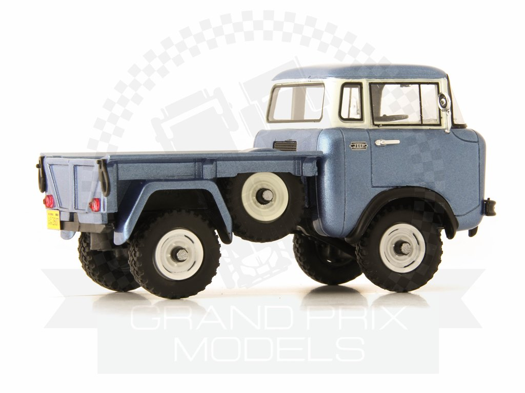 Willys Jeep Fc 150 Pickup Metallic Blue By Autocult Concept Truck