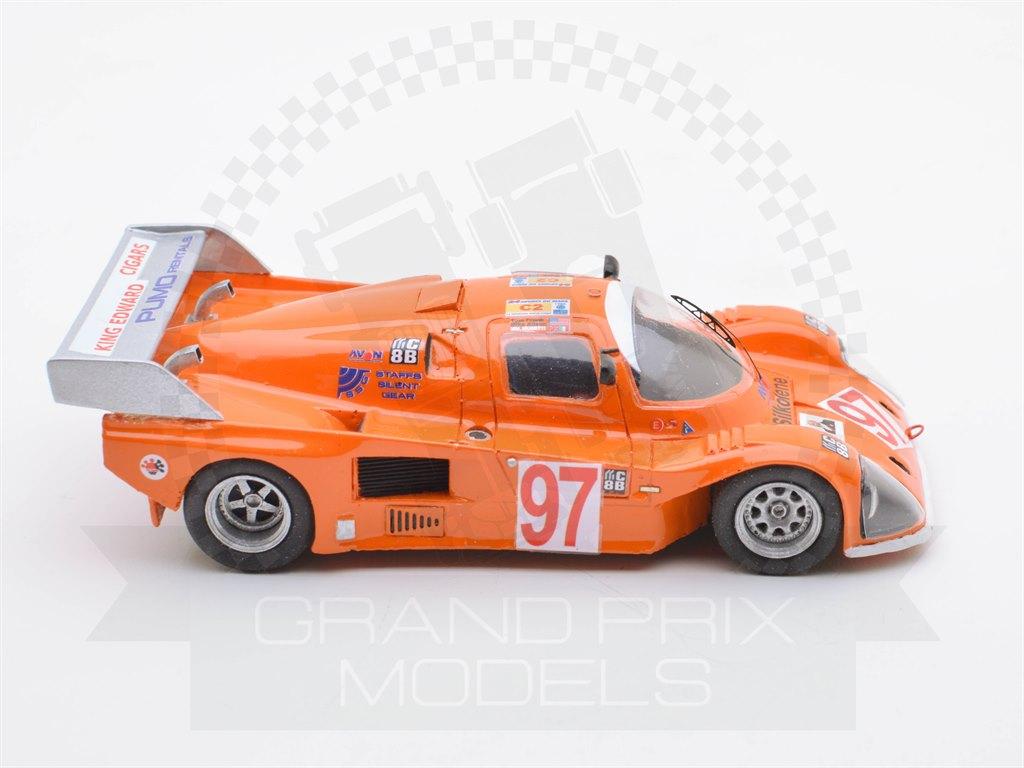 Tiga GC284 Le Mans 1986 #97 By GCAM