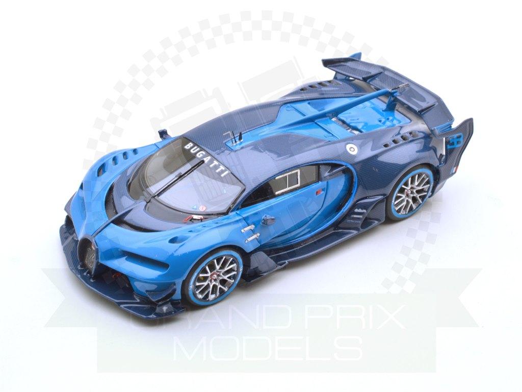 Bugatti Vision Gran Turismo by Looksmart