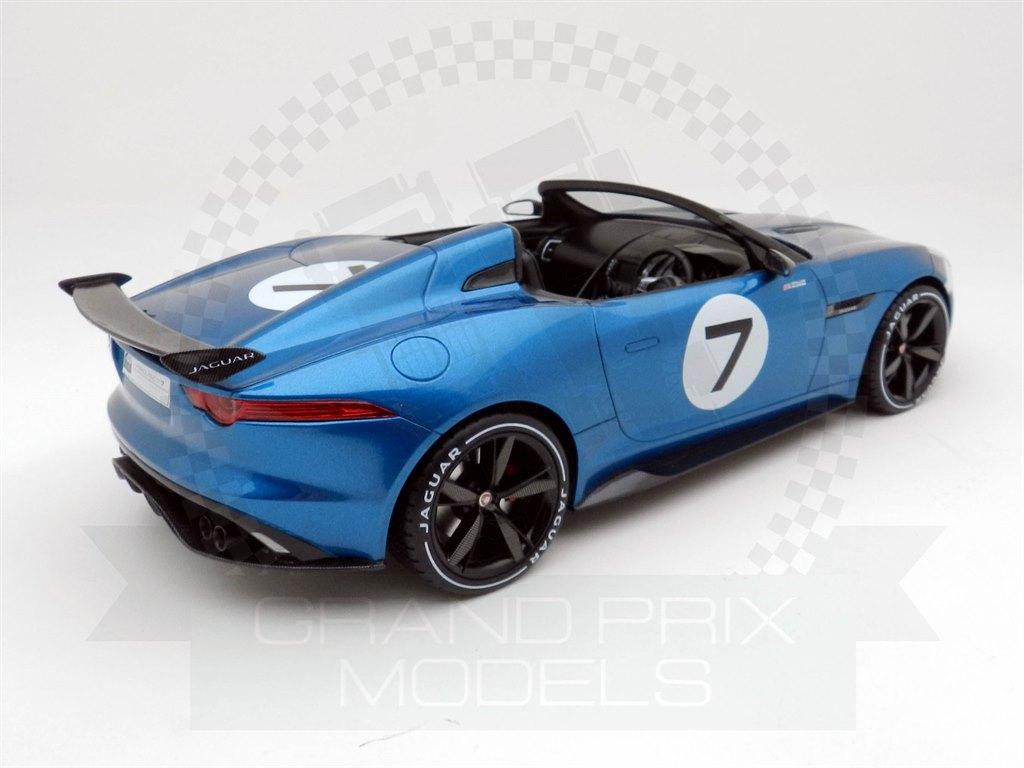 jaguar f type project 7 1 18 by top speed. Black Bedroom Furniture Sets. Home Design Ideas