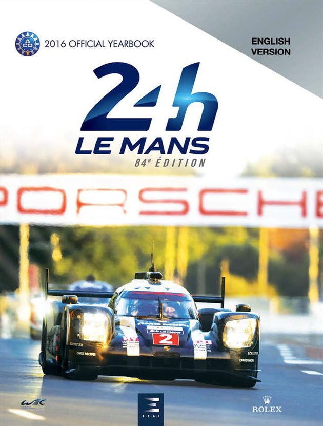 aco le mans annual 2016 by book. Black Bedroom Furniture Sets. Home Design Ideas