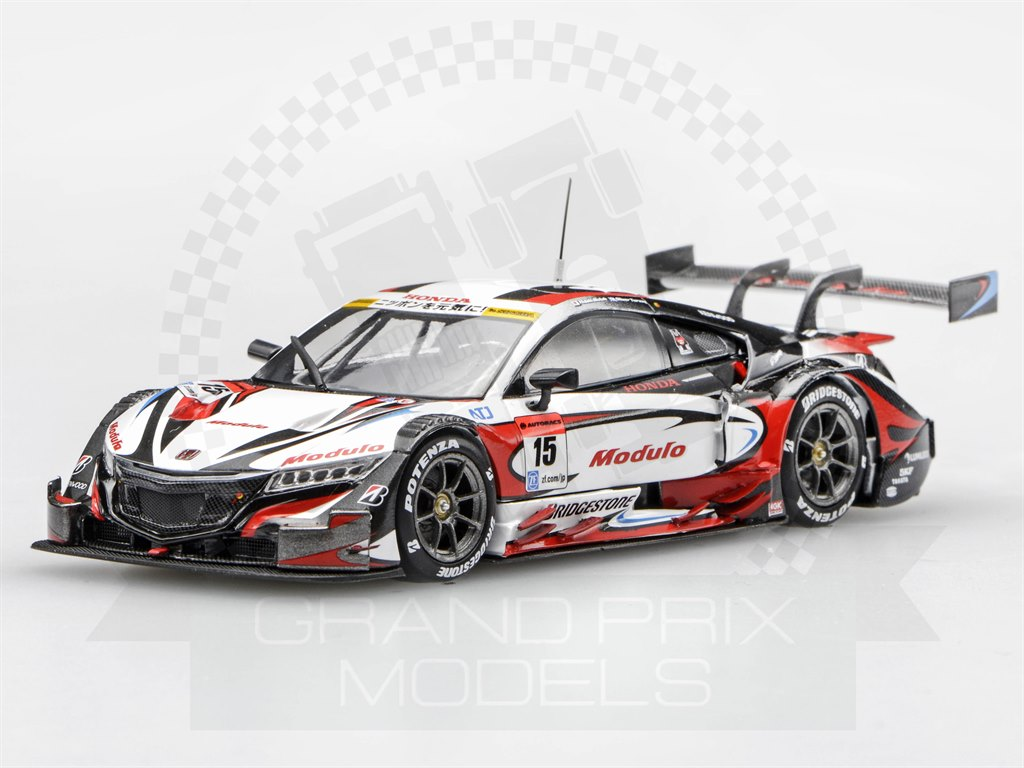 honda nsx concept supergt 2016 15 drago by ebbro. Black Bedroom Furniture Sets. Home Design Ideas