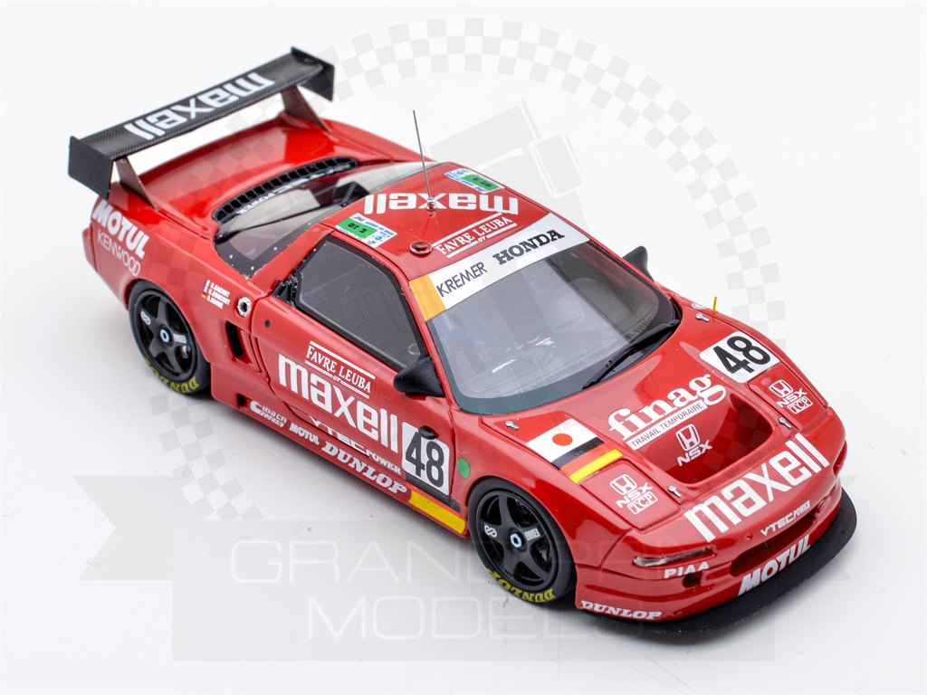 honda nsx le mans 1994 48 maxell by truescale. Black Bedroom Furniture Sets. Home Design Ideas
