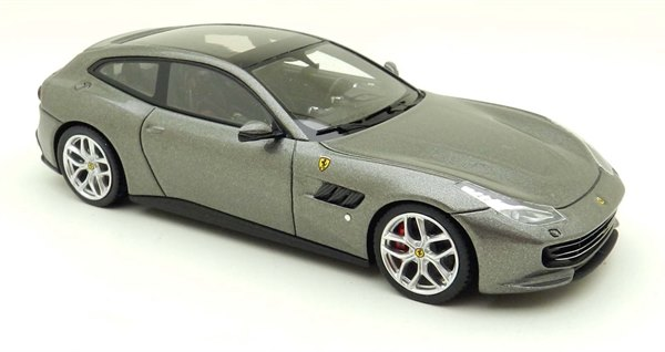 ferrari gtc4 lusso t paris 2016 grey by looksmart. Black Bedroom Furniture Sets. Home Design Ideas